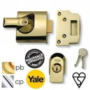 Yale PBS1 High Security Auto Deadlocking Nightlatch - British Standard 3621