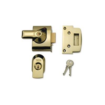 Yale Pbs2 High Security Auto Deadlocking Nightlatch