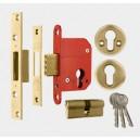 ERA High Security Fortress Euro Cylinder Door Lock British Standard