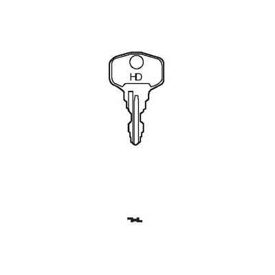 Hoppe Window Key - 2W153