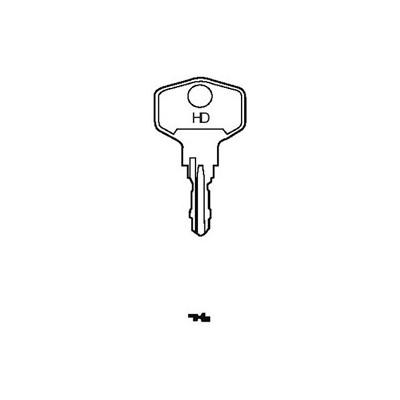 Hoppe Window Key - 4W1323