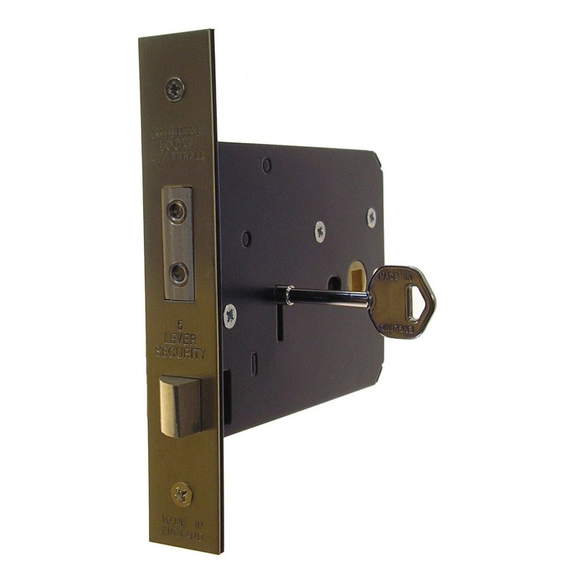 G5011 5 lever horizontal lock imperial locks for Front door 5 lever lock