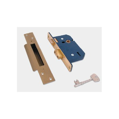 Willenhall-Lock AS-5 5 Lever Sashlock