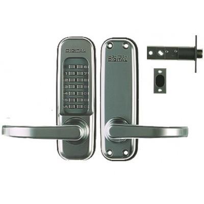 Lockey 1150 Handle Digital Lock With Magnetic Latch