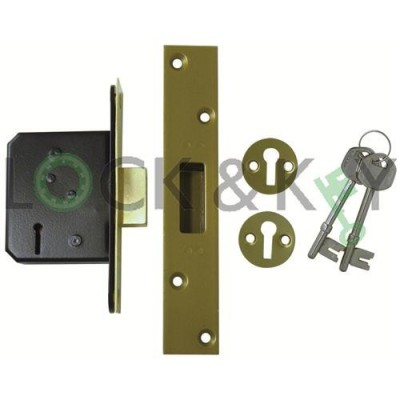 Imperial G5004 5 Lever Mortice Deadlock