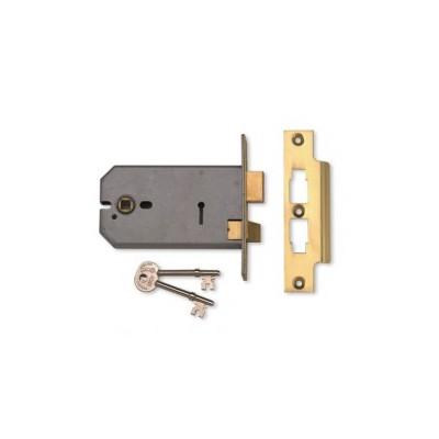 Union Y-2077 Horizontal Mortice Lock