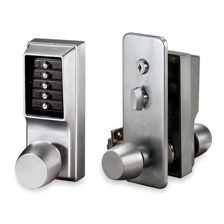 KABA 1000 Series 1011 Digital Lock Knob Operated