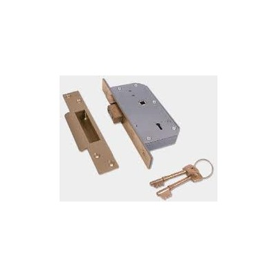 Chubb [Union] 3K70 5 Lever Mortice Sashlock British Standard BS3621
