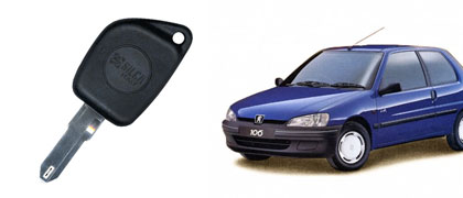 Peugeot Car Key Programming - Gallalock