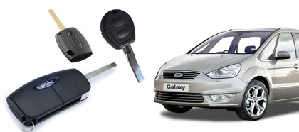 ford galaxy keys